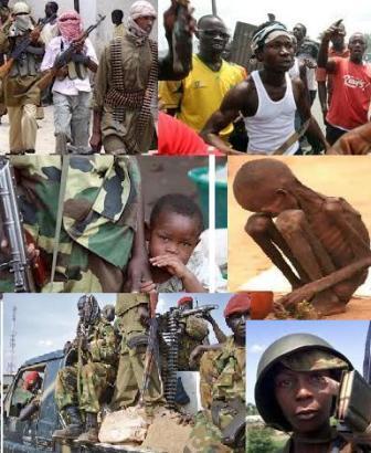 Guerres en Afrique, d'où viennent les armes des rebelles ?