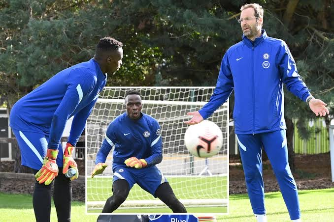 Chelsea - Entre performances et records : Édouard Mendy sur les traces de Peter Cech.