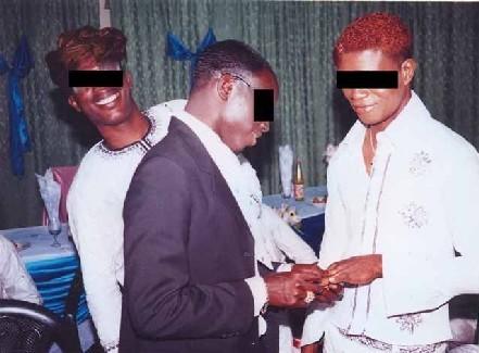 MARIAGE D'HOMOSEXUELS À MBORO (PUBLIÉ EN 2008)