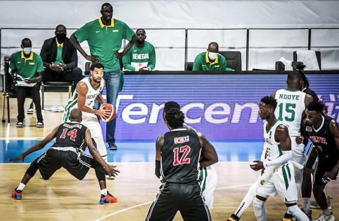 Tournoi qualificatif Afrobasket 2021 : Les Lions démarrent par une victoire face au Kenya (92 - 54).
