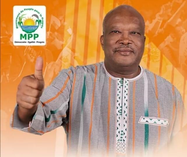 Présidentielle au Burkina Faso : Roch Kaboré réélu au premier tour avec 57,87%