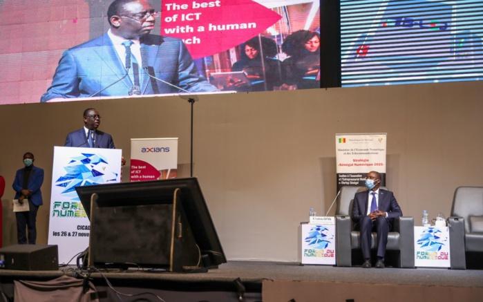 Forum du numérique - Innovation technologique : la récompense passera de 20 à 30 millions l'an prochain