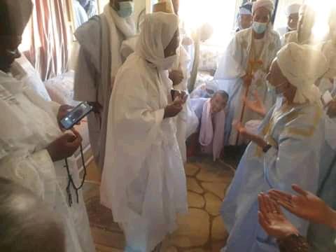 Décès de l'ancien président de la Mauritanie : Médina Baye dépêche une délégation dans son village natal.