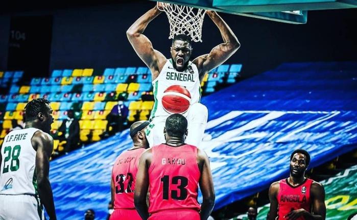 Tournoi Kigali : Le Sénégal domine l'Angola (66-51) et se place en tête des qualificatifs.