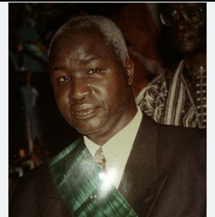 Nécrologie : Décès de Madieng Khary Dieng, ancien ministre de l'intérieur sous Diouf.