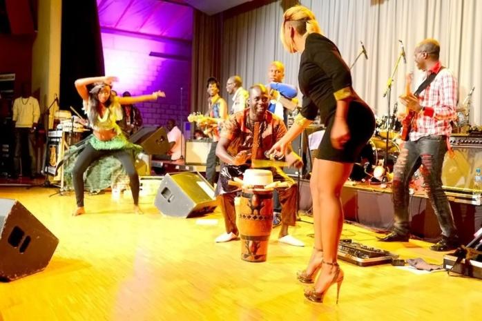 Viviane Chidid sur scène