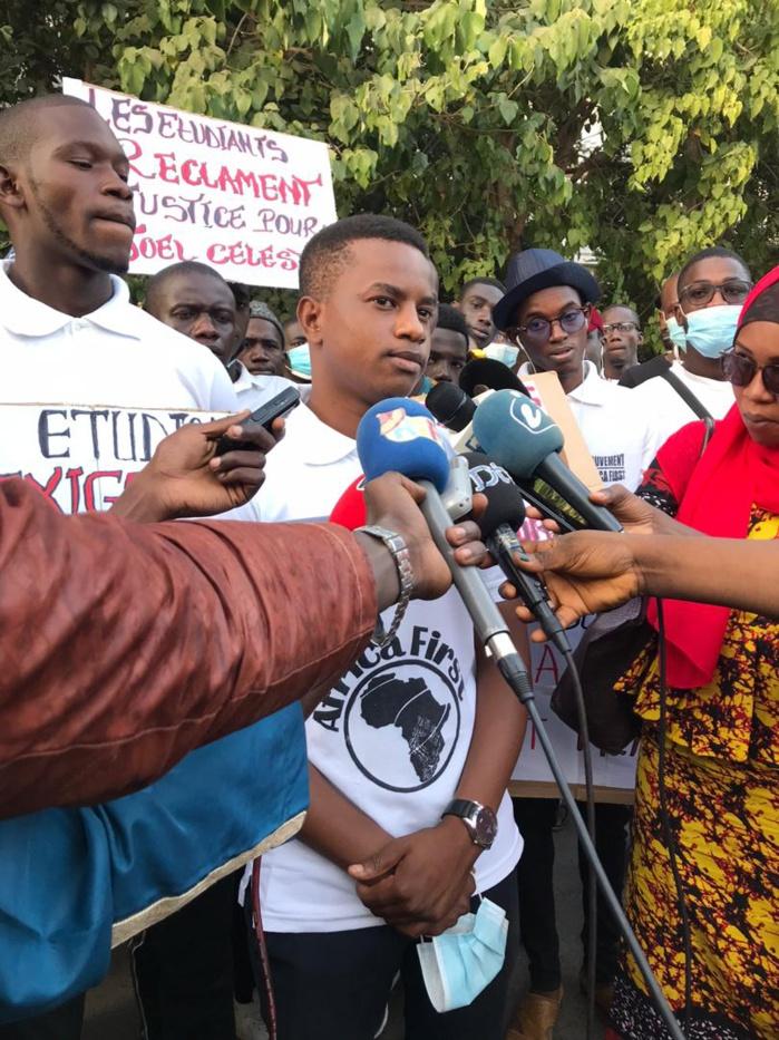 Insécurité publique aux alentours de l'université : Le collectif des étudiants de l'UCAD sonne l'alerte.