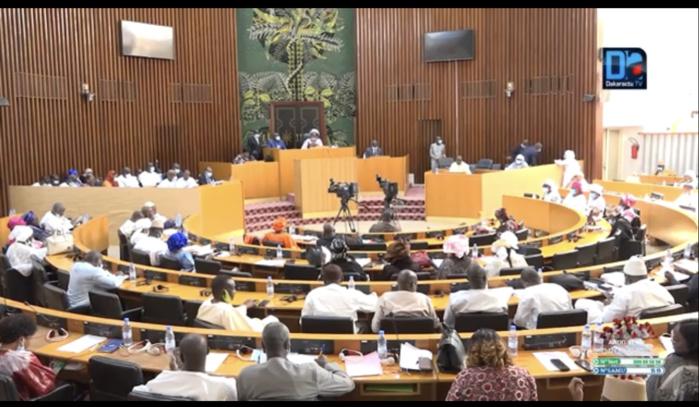 Enseignement supérieur : L'Assemblée nationale a voté le budget du MESRI.