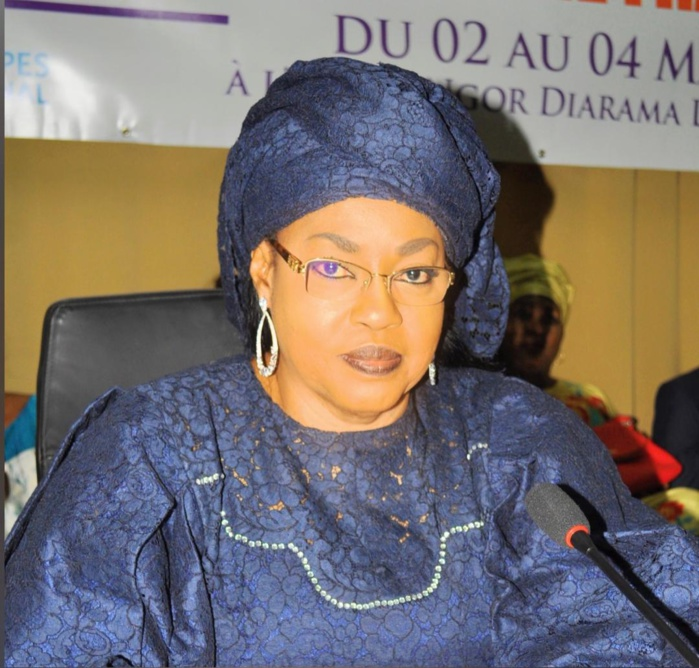 Leadership féminin : Le message du ministre Ndeye Saly Diop Dieng aux femmes lauréates du Grand prix du PR pour l'innovation numérique...