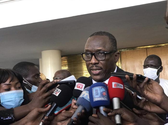 Cheikh Oumar Hanne répond sur la 'Recherche' : «Elle n'est pas exclusivement gérée par le budget»