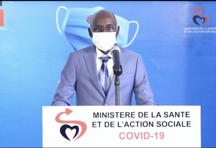 SÉNÉGAL : 48 nouveaux cas testés positifs au coronavirus, 15 nouveaux guéris, 1 nouveau décès et 5 cas graves en réanimation