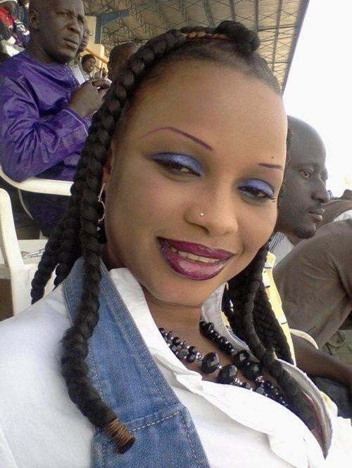 Lutte: La danseuse Mbathio Ndiaye interdite d'entrée au Stade Demba Diop