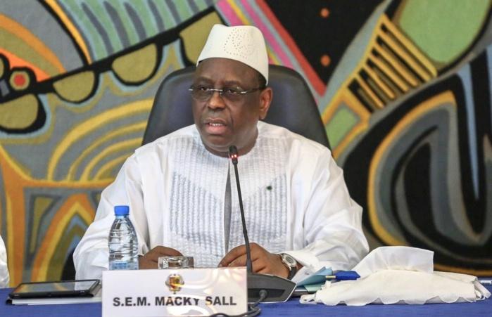 L'hommage du président Macky Sall à Pape Bouba Diop : «Une grande perte pour le Sénégal»