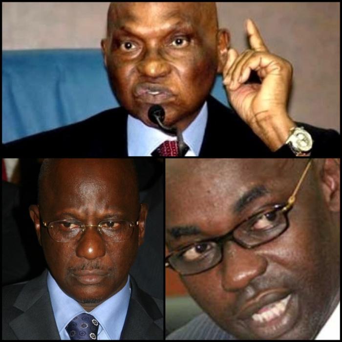 Consolation pour l'ex Dg du FPE en garde à vue: Son mentor Me Wade appelle Samuel Sarr, Cheikh Tidiane Sy et consorts... à la rescousse