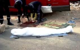 Koungheul : Un camion tue deux jeunes âgés entre 22 et 23 ans.