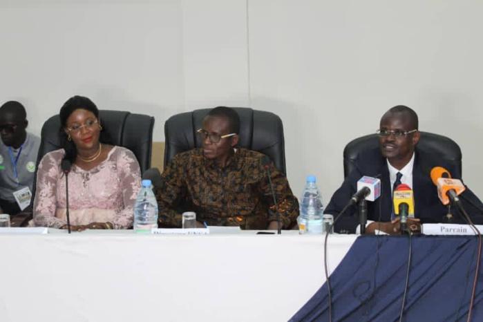 Journées d'Intégration à l'ENSA / Le Dr Macoumba Diouf promeut un changement de paradigme : «Si vous travaillez bien à l'école, vous pourrez bien travailler la terre»