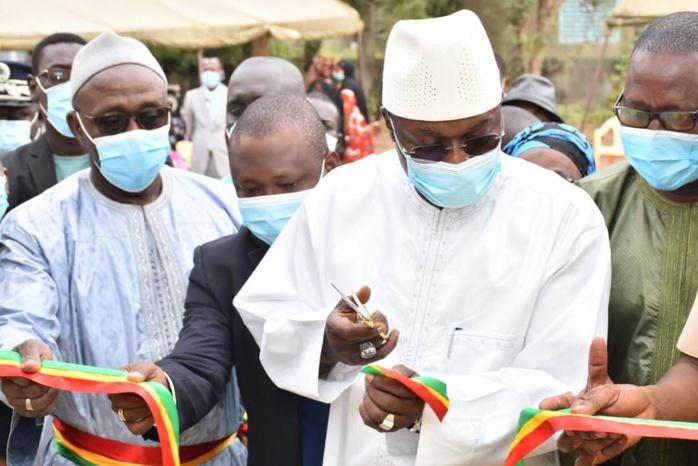 Visite du ministre Oumar Guèye à Kolda : Inauguration des nouveaux locaux du service régional d'appui au développement local et CRD au menu.