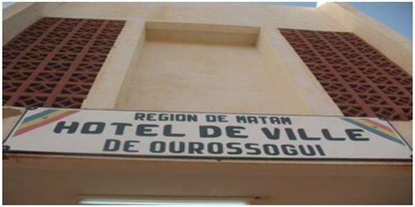 La commune d'ourossogui : Pour un leadership nouveau en direction des locales de 2014.