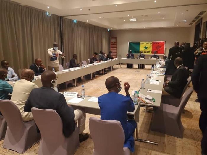 Comité national de soutien : Ces anciens ministres et hautes personnalités qui portent le candidat Augustin Senghor.