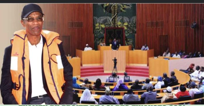 Assemblée Nationale : Les députés se penchent sur le projet de budget du ministère de la pêche.