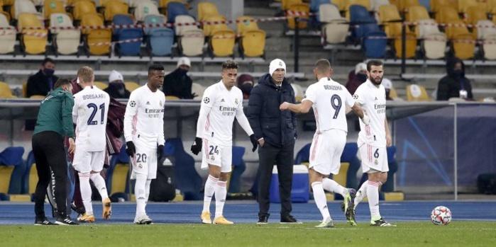 LDC / Phase de poules : Le Real Madrid au bord de l'élimination suite à sa défaite 2-0 contre Shakthar Donetsk.