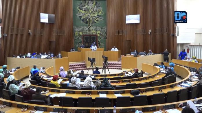 Assemblée Nationale : Les députés ont voté le budget du ministère de la pêche arrêté à 198 milliards.