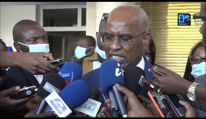 Annonce du ministre de la Justice : Diourbel aura son Palais de Justice.