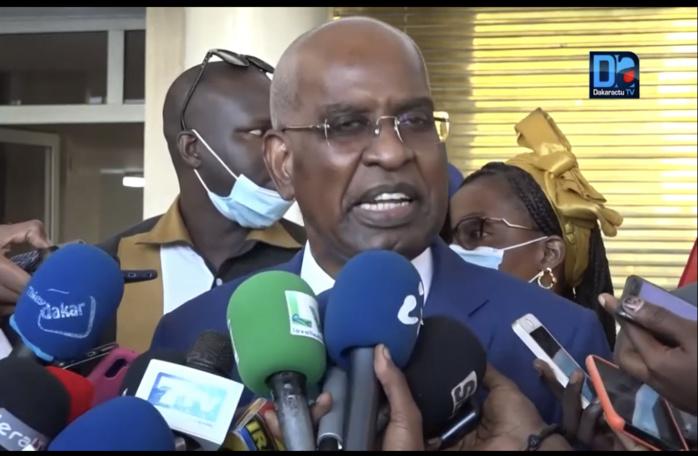 Me Malick Sall, ministre de la Justice : « Touba sait ce que le président de la République a fait pour la ville »