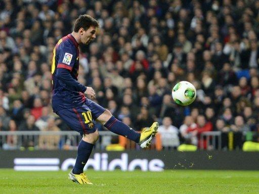La virtuosité de Messi trouve son origine dans son cerveau