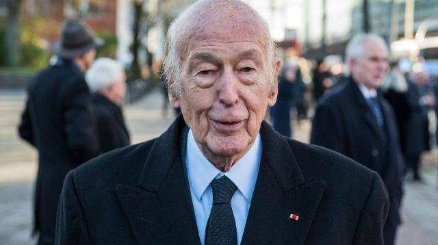 France : Valéry Giscard d'Estaing est décédé.