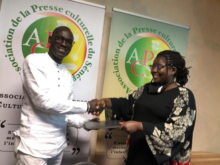 Presse culturelle du Sénégal : Ndatté Diop (RFM) succède à Oumy Régina Sambou.
