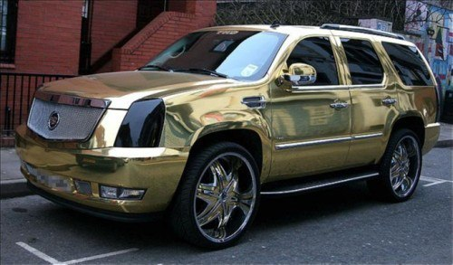 Incroyable voiture de El HadjI dIOuf