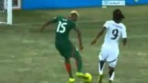 Coupe d'Afrique des Nations 2013 : Joli but égalisateur de Bance, lors du match Burkina Faso vs Ghana ( 1-1)