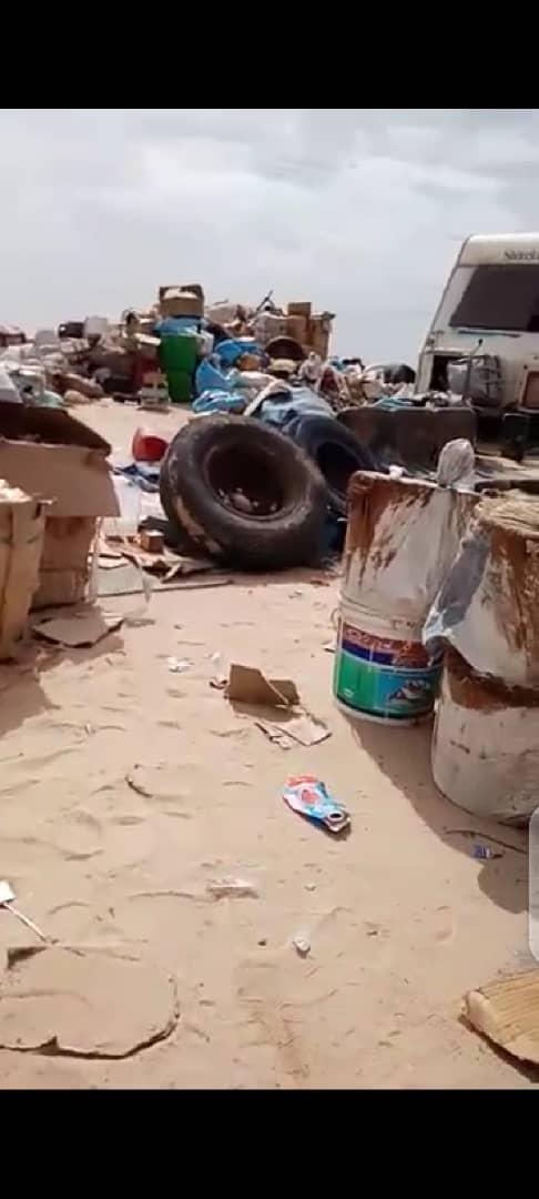 Société : Des sénégalais accusent la police marocaine d'avoir saccagé leurs marchandises estimées à plus de cent millions