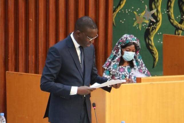 Ministère de l'emploi et de la formation professionnelle : Le projet de budget 2021 arrêté à plus de 62 milliards de francs.
