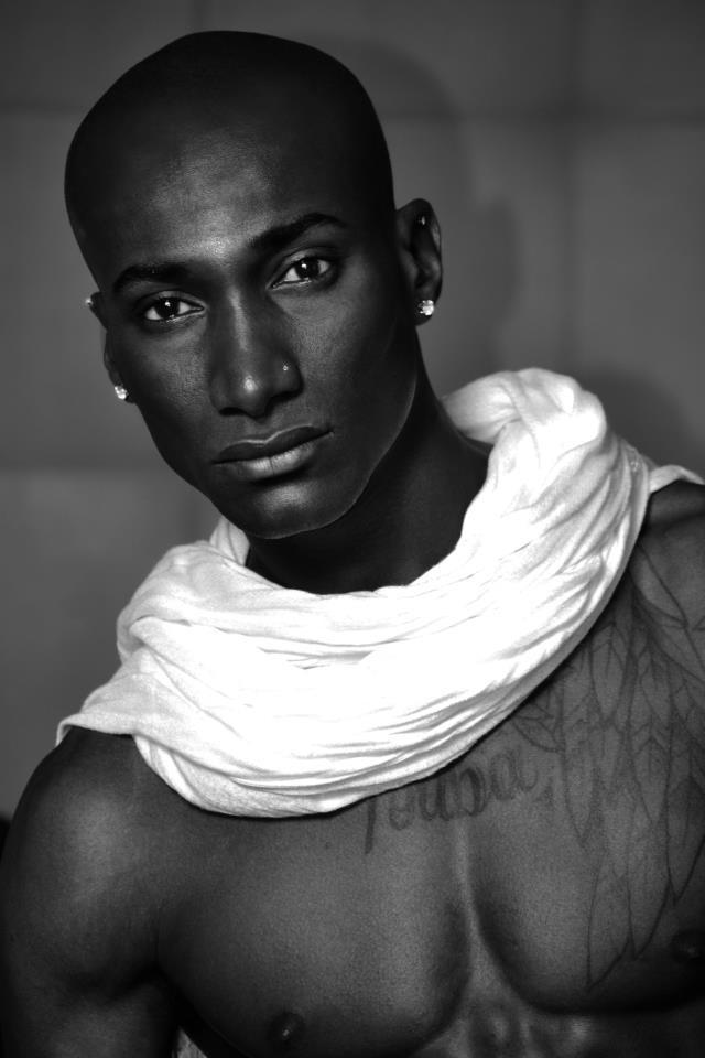 Voici le mannequin sénégalais Azy Banks