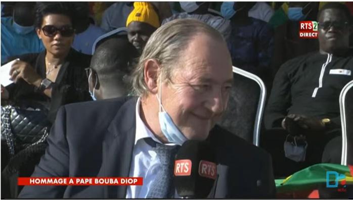 Gervais Martel, ancien Président du RC Lens : « Bouba Diop, quand il a su qu'il avait la maladie, avait coupé avec tout le monde… mais il avait gardé la tête haute »