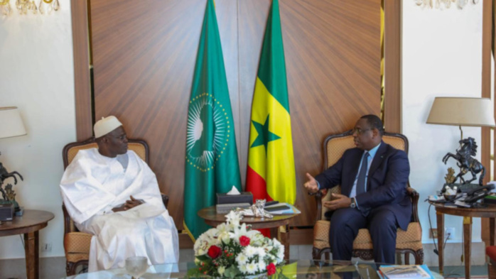 Supposée rencontre entre Khalifa Sall et Macky Sall : Moussa Taye dément Soulèyemane Jules Diop.
