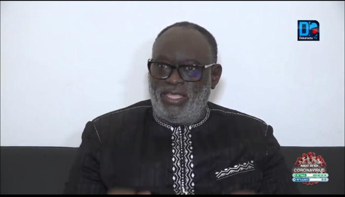 Me El Hadj Diouf sur l'affaire des centres de redressement de Kara : « Pourquoi je me suis retiré du dossier »