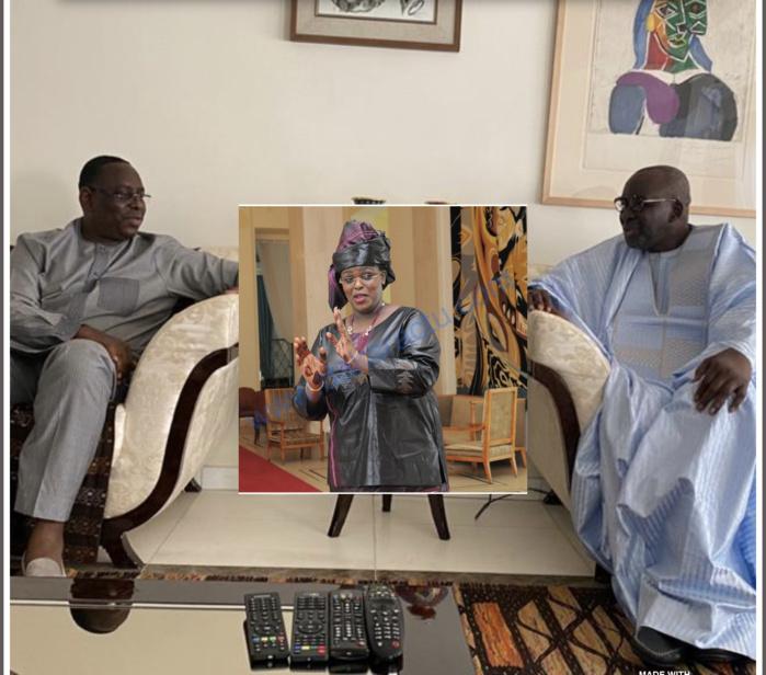 Retrouvailles Cissé Lô - Président Sall / Ce rôle prépondérant de la Première Dame.