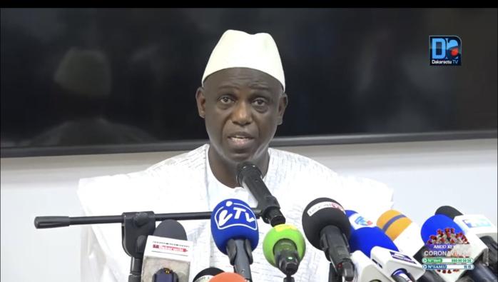 Assemblée nationale : Le budget du ministère des Infrastructures arrêté à 2227.204.896.484 de francs.