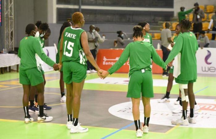 Afrobasket U18 féminin : Après trois revers subis, les lioncelles condamnées à l'exploit pour se hisser en finale.