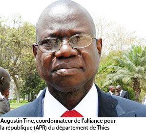 Thiès : le coordonnateur régional de l'APR à la rencontre des militants