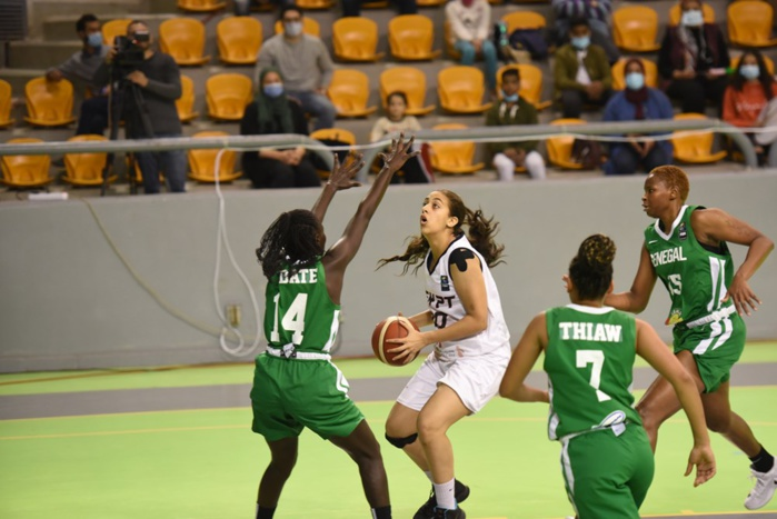 Afrobasket U18 féminin : Les Lioncelles éliminées malgré une victoire 67-64 contre l'Égypte.