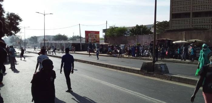 UCAD : Affrontements entre étudiants et forces de l'ordre...