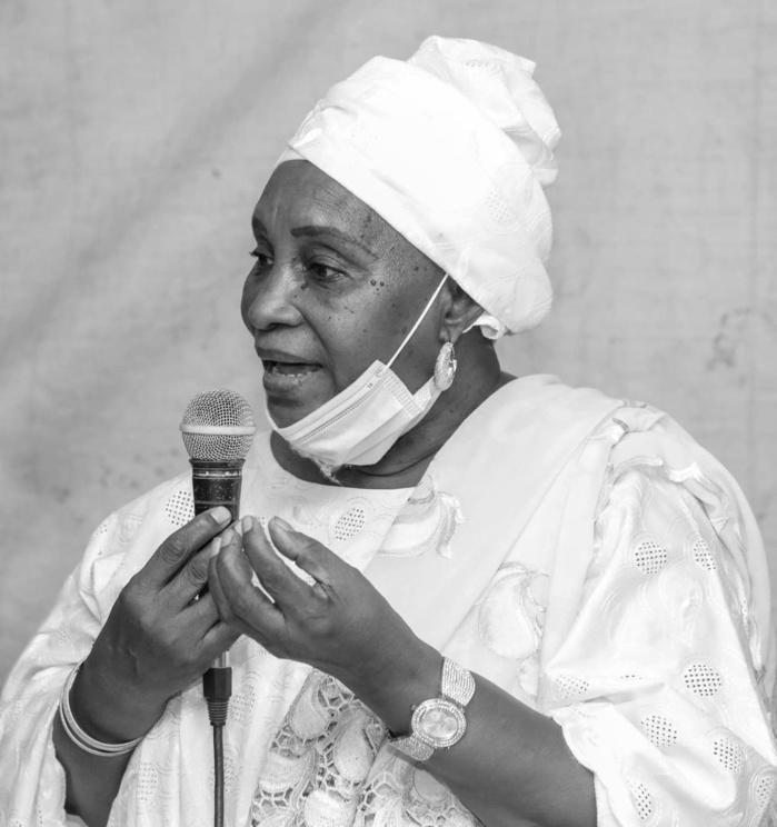 Décès de la députée Marie Louise Diouf : Cheikh Bakhoum et la coordination de l'APR de Grand Yoff rendent hommage à une mère protectrice aux conseils précieux.