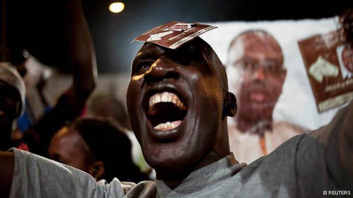 La Patrie avant le parti, n'est pas encore une réalité incarnée présentement par les militants de l'APR.