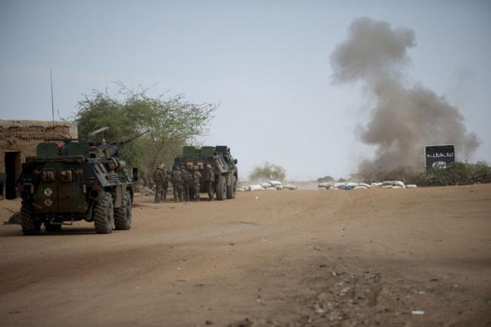 MALi: Premières images des combats à Gao (PHOTOS)
