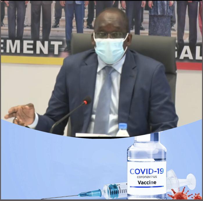 Covid-19 : «Le vaccin que nous allons choisir sera celui qui va être homologué par l'Oms» (Abdoulaye Diouf Sarr)