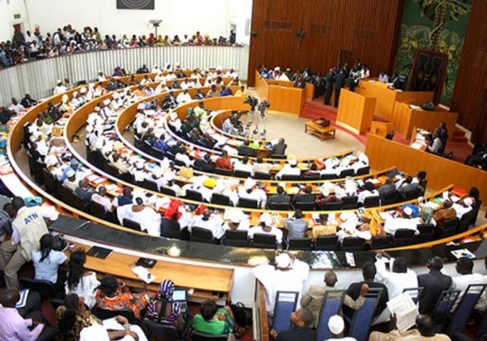 Assemblée nationale : Les dépenses communes 2021 sont adoptées et arrêtées à près de 243 milliards FCFA.